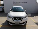 Foto venta Auto usado Nissan Kicks Advance Aut color Blanco precio $250,000