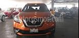Foto venta Auto usado Nissan Kicks Advance Aut color Naranja Metalico precio $250,000