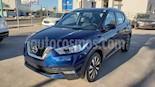 Foto venta Auto usado Nissan Kicks Advance Aut color Azul precio $245,000