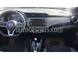 Foto venta Auto usado Nissan Kicks Advance CVT (2017) color Gris precio $260,000