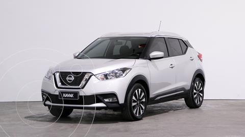foto Nissan Kicks Advance CVT usado (2018) color Plata Hielo precio $2.820.000