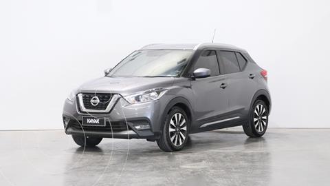Nissan Kicks Advance CVT usado (2017) color Gris Ceniza precio $2.480.000
