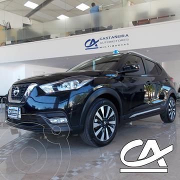 Nissan Kicks Advance CVT usado (2019) color Negro precio $2.590.000