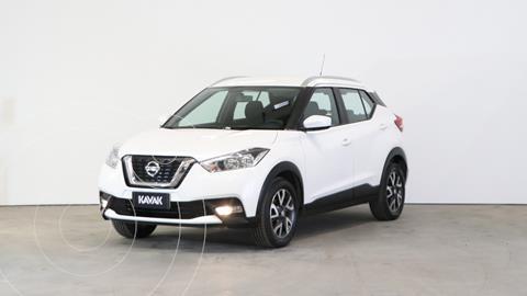 Nissan Kicks Sense usado (2018) color Blanco precio $2.280.000