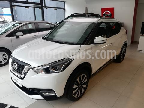 Nissan Kicks Exclusive CVT nuevo color Blanco precio $2.173.000