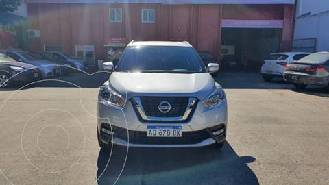 Nissan Kicks Edicion Especial CVT usado (2019) color Gris Claro precio $2.800.000