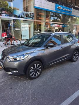 Nissan Kicks Advance CVT usado (2019) color Gris Ceniza precio $2.480.000