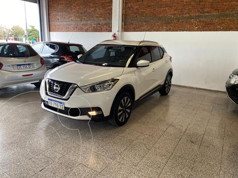 Nissan Kicks Advance CVT usado (2017) color Blanco financiado en cuotas(anticipo $1.150.000)