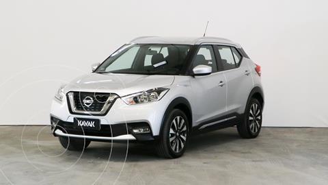 foto Nissan Kicks Advance CVT usado (2018) color Plata Hielo precio $2.760.000