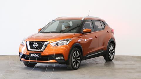 Nissan Kicks Advance CVT usado (2018) color Naranja precio $2.680.000