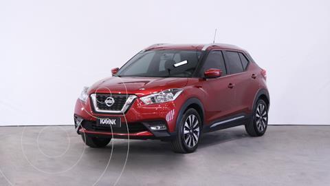 Nissan Kicks Exclusive CVT usado (2019) color Rojo precio $3.090.000
