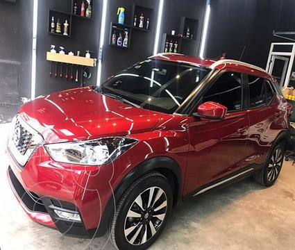 Nissan Kicks Advance CVT usado (2018) color Rojo precio $2.350.000