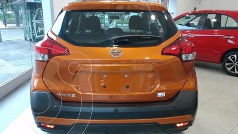 Nissan Kicks Advance CVT nuevo color Blanco financiado en cuotas(anticipo $1.700.000 cuotas desde $27.000)