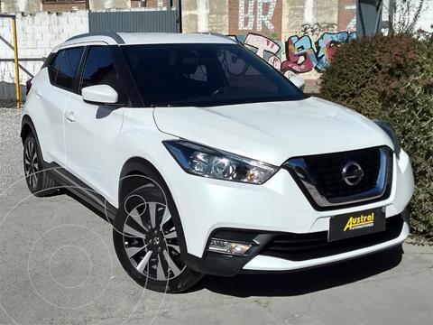 Nissan Kicks Sense usado (2017) color Blanco precio $1.300.000