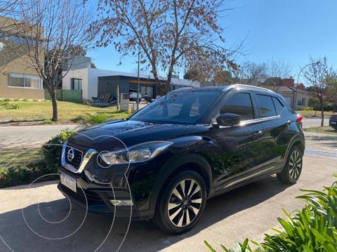 Nissan Kicks Exclusive CVT usado (2018) color Negro Basalto precio $2.700.000