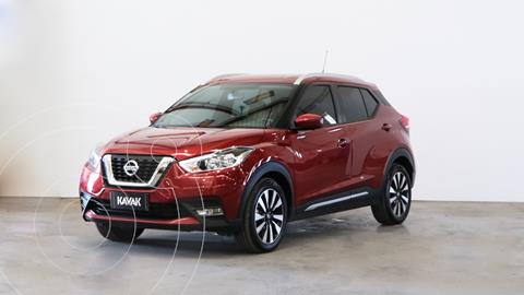 Nissan Kicks Exclusive CVT usado (2018) color Rojo precio $2.730.000