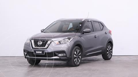 Nissan Kicks Exclusive CVT usado (2019) color Gris Ceniza precio $3.050.000
