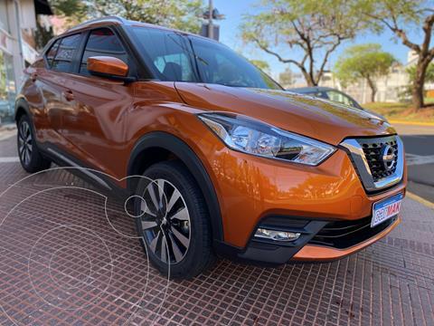 Nissan Kicks Advance usado (2018) color Naranja financiado en cuotas(anticipo $1.670.000)