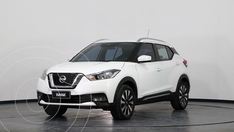 Nissan Kicks Advance usado (2017) color Blanco precio $2.500.000