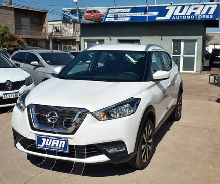 Nissan Kicks Advance CVT usado (2020) color Blanco precio $2.780.000