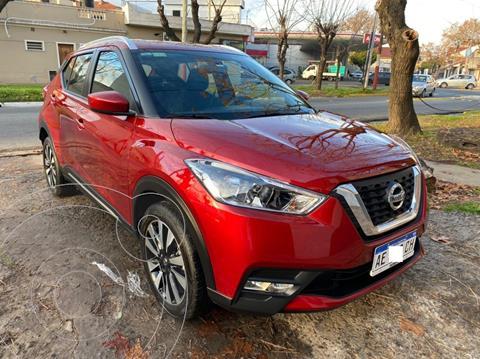 Nissan Kicks Advance CVT usado (2021) color Rojo precio $2.990.000