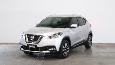 Nissan Kicks Advance usado (2020) color Plata Hielo precio $2.960.000