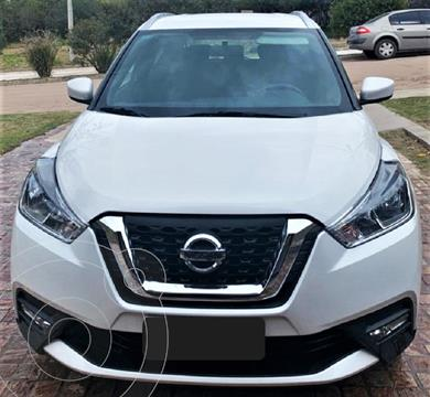 Nissan Kicks Advance CVT usado (2018) color Blanco precio $2.250.000