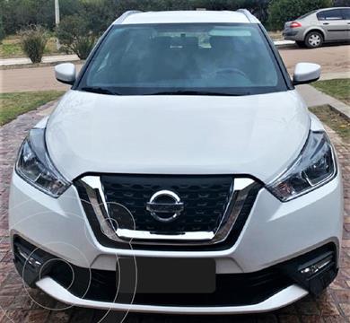 Nissan Kicks Advance CVT usado (2018) color Blanco precio $2.450.000