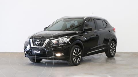 Nissan Kicks Advance CVT usado (2018) color Negro Basalto precio $2.740.000