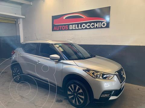 Nissan Kicks Exclusive CVT usado (2019) color Gris Ceniza precio $2.400.000
