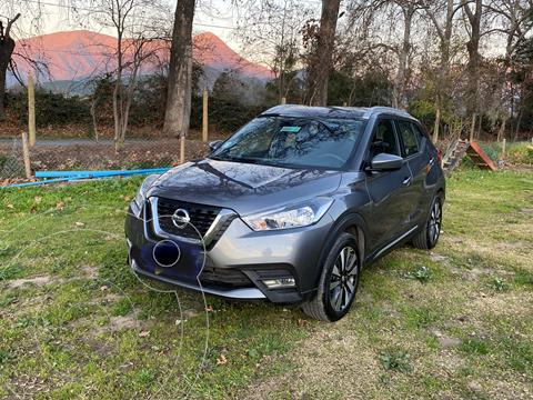Nissan Kicks 1.6L Advance MT usado (2020) color Gris Metalico precio $14.250.000