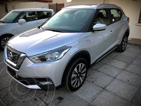 Nissan Kicks 1.6L Advance MT usado (2020) color Gris precio $14.200.000