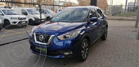 Nissan Kicks 1.6L Advance MT usado (2019) color Azul Oscuro precio $12.690.000