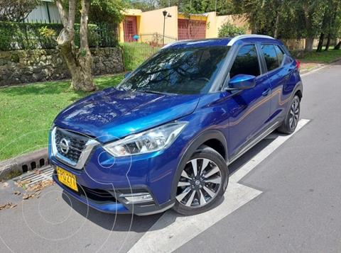 Nissan Kicks Advance Sport usado (2019) color Azul precio $65.900.000