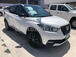 Foto venta Auto usado Nissan Kicks Edicion Especial Dark Light Aut (2018) color Blanco precio $309,000