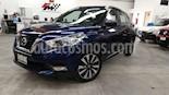 Foto venta Auto usado Nissan Kicks Exclusive Aut (2017) color Azul precio $269,000