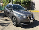 Foto venta Auto usado Nissan Kicks Exclusive Aut (2017) color Gris precio $288,000