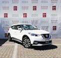 Foto venta Auto usado Nissan Kicks Exclusive Aut (2018) color Blanco Perla precio $345,000