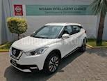 Foto venta Auto usado Nissan Kicks Exclusive Aut (2019) color Blanco precio $355,000
