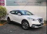 Foto venta Auto usado Nissan Kicks Exclusive Aut (2019) color Blanco precio $345,000