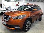 Foto venta Auto usado Nissan Kicks Exclusive Aut (2018) color Naranja precio $305,000
