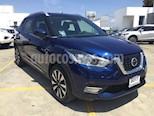 Foto venta Auto usado Nissan Kicks KICKS ADVANCE NEGRO (2017) color Azul precio $265,000