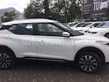 Foto venta Auto usado Nissan Kicks KICKS EXCLUSIVE CVT A/C NEGRO (2019) color Blanco precio $350,000