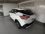 Foto venta Auto usado Nissan Kicks KICKS EXCLUSIVE CVT A/C NEGRO (2018) color Blanco precio $310,000