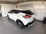 Foto venta Auto usado Nissan Kicks KICKS EXCLUSIVE CVT A/C NEGRO (2019) color Blanco precio $338,000