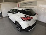 Foto venta Auto usado Nissan Kicks KICKS EXCLUSIVE CVT A/C NEGRO (2019) color Blanco precio $324,000