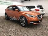 Foto venta Auto usado Nissan Kicks KICKS EXCLUSIVE CVT color Naranja precio $320,000