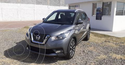 Nissan Kicks Advance Aut usado (2020) color Gris precio $264,900