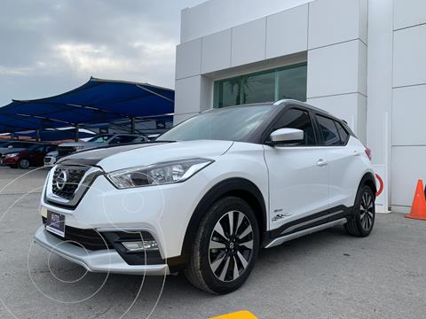 Nissan Kicks Advance Aut usado (2019) color Blanco precio $330,000