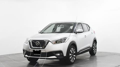 Nissan Kicks Advance  usado (2019) color Plata Dorado precio $279,500
